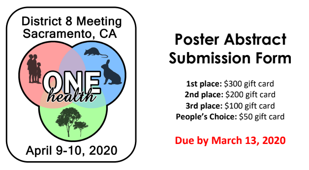 Get poster form: https://ncbaalas.org/resources/Documents/D8-2020%20Poster%20Submission.pdf
